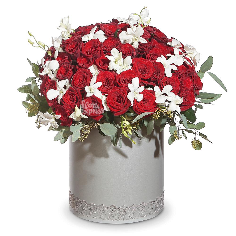 Букет «Flora Express», Кто на свете всех милее