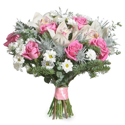 Розовая изморозь