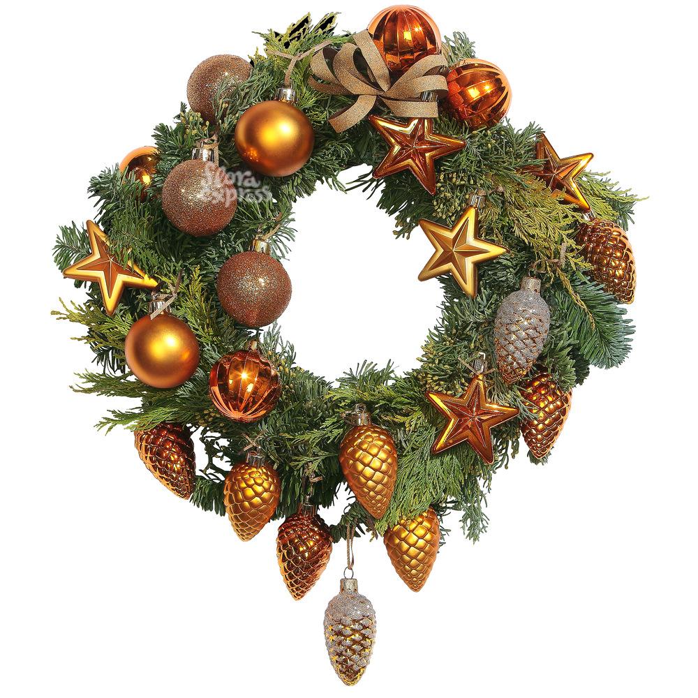 Букет «Flora Express», Дух рождества