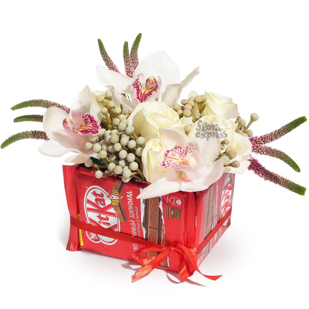 Букет «Flora Express», Сладость любви